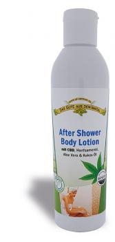 After Shower Body Lotion mit CBD 250 ml